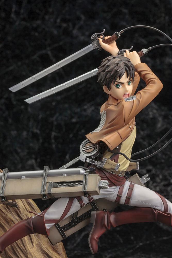 Link a Attack on Titan Kotobukiya Eren Mikasa Resale ARTFX J Shingeki no Kyojin – (29)
