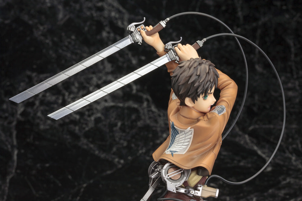 Link a Attack on Titan Kotobukiya Eren Mikasa Resale ARTFX J Shingeki no Kyojin – (31)