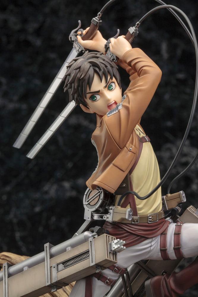 Link a Attack on Titan Kotobukiya Eren Mikasa Resale ARTFX J Shingeki no Kyojin – (32)