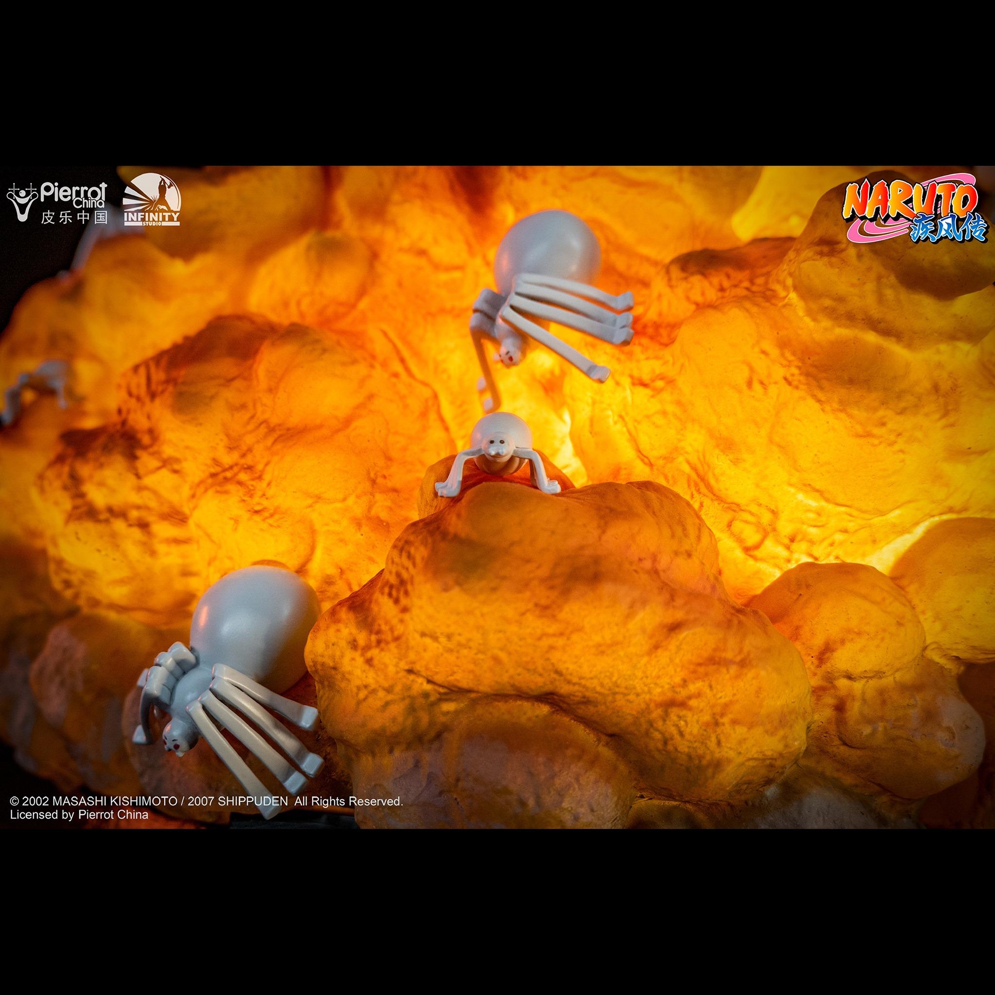 Link a Infinity Studio_Deidara_Statue_Naruto_Preview- (10)