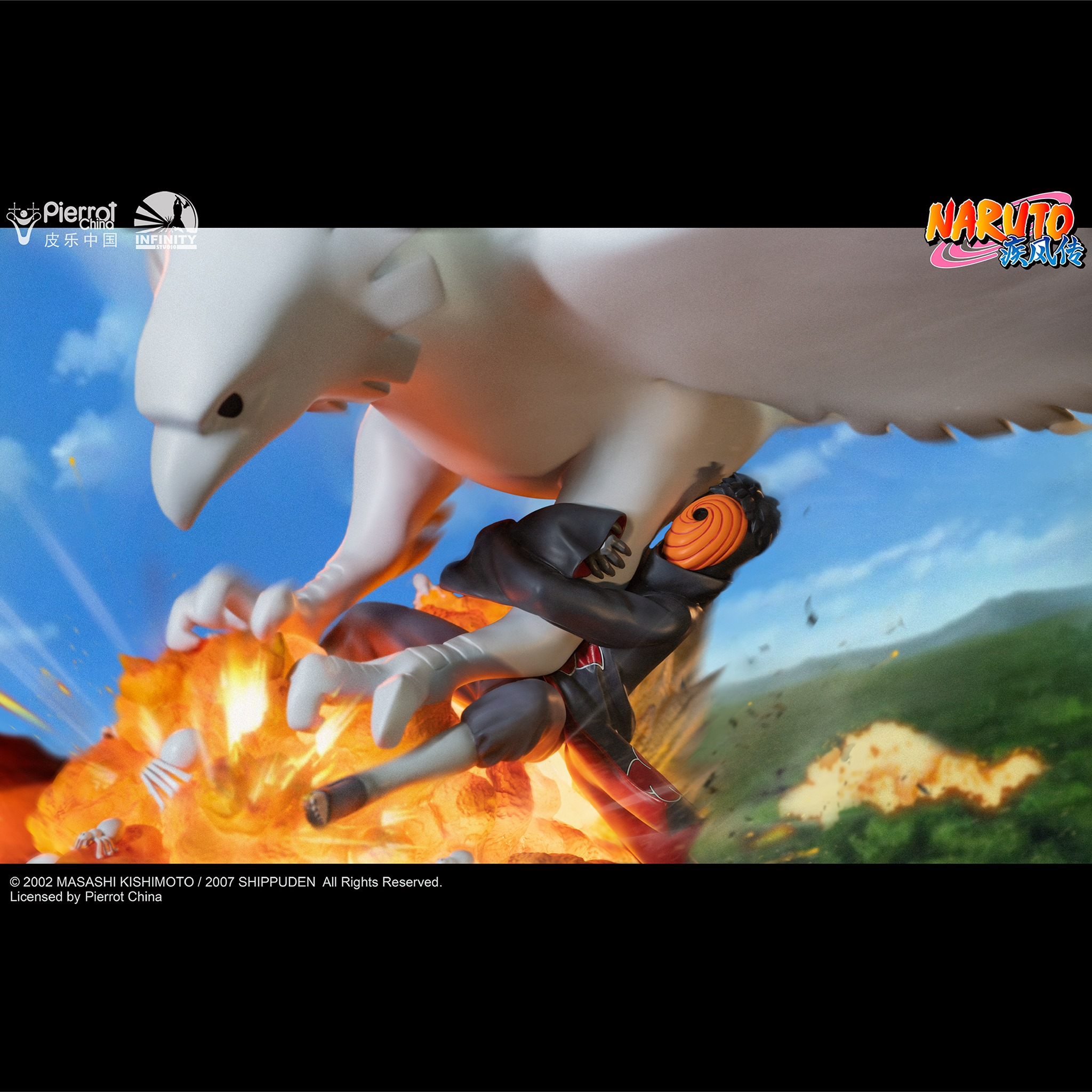Link a Infinity Studio_Deidara_Statue_Naruto_Preview- (7)