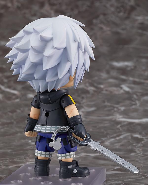 Link a Kingdom Hearts III Rikku Sora Good Smile Company Nendoroid – (10)