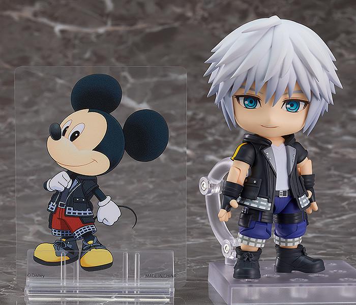 Link a Kingdom Hearts III Rikku Sora Good Smile Company Nendoroid – (11)