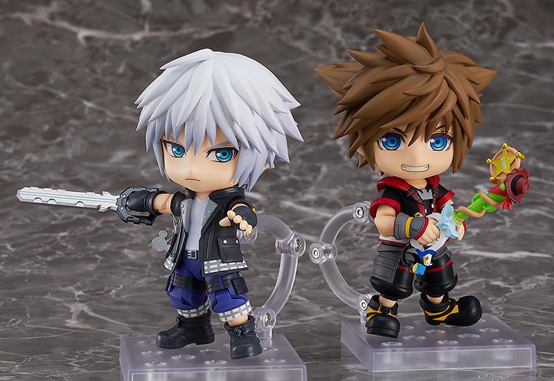 Link a Kingdom Hearts III Rikku Sora Good Smile Company Nendoroid – (12)