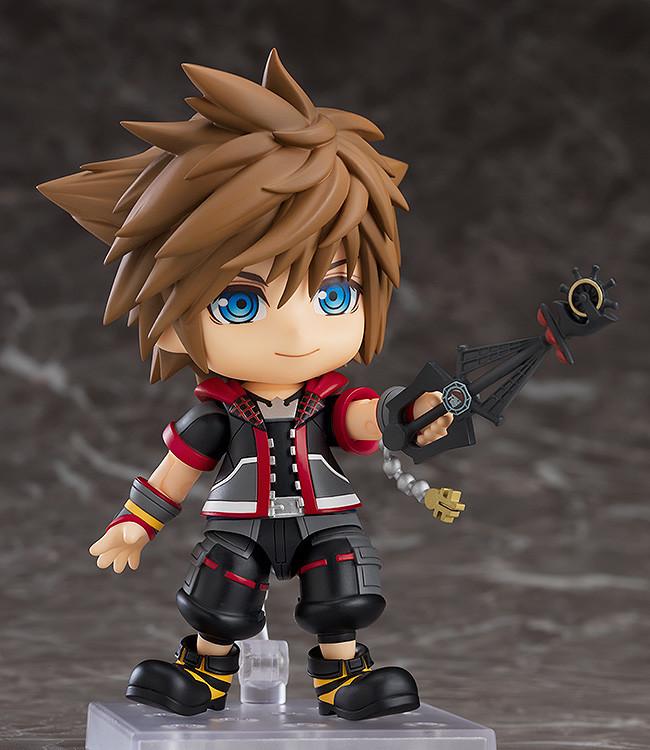 Link a Kingdom Hearts III Rikku Sora Good Smile Company Nendoroid – (3)