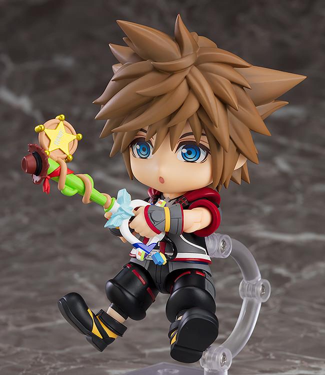 Link a Kingdom Hearts III Rikku Sora Good Smile Company Nendoroid – (4)