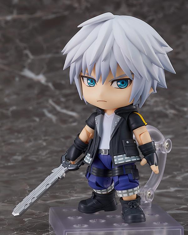 Link a Kingdom Hearts III Rikku Sora Good Smile Company Nendoroid – (7)