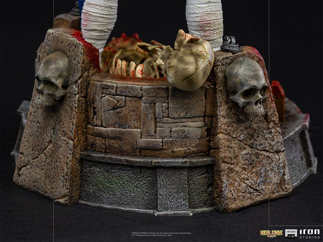 Link a Mortal Kombat_Raiden_Iron_Studios_Statue- (10)