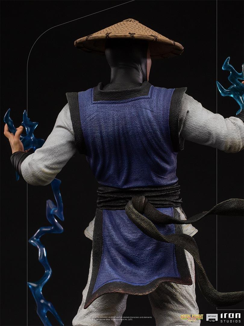 Link a Mortal Kombat_Raiden_Iron_Studios_Statue- (7)