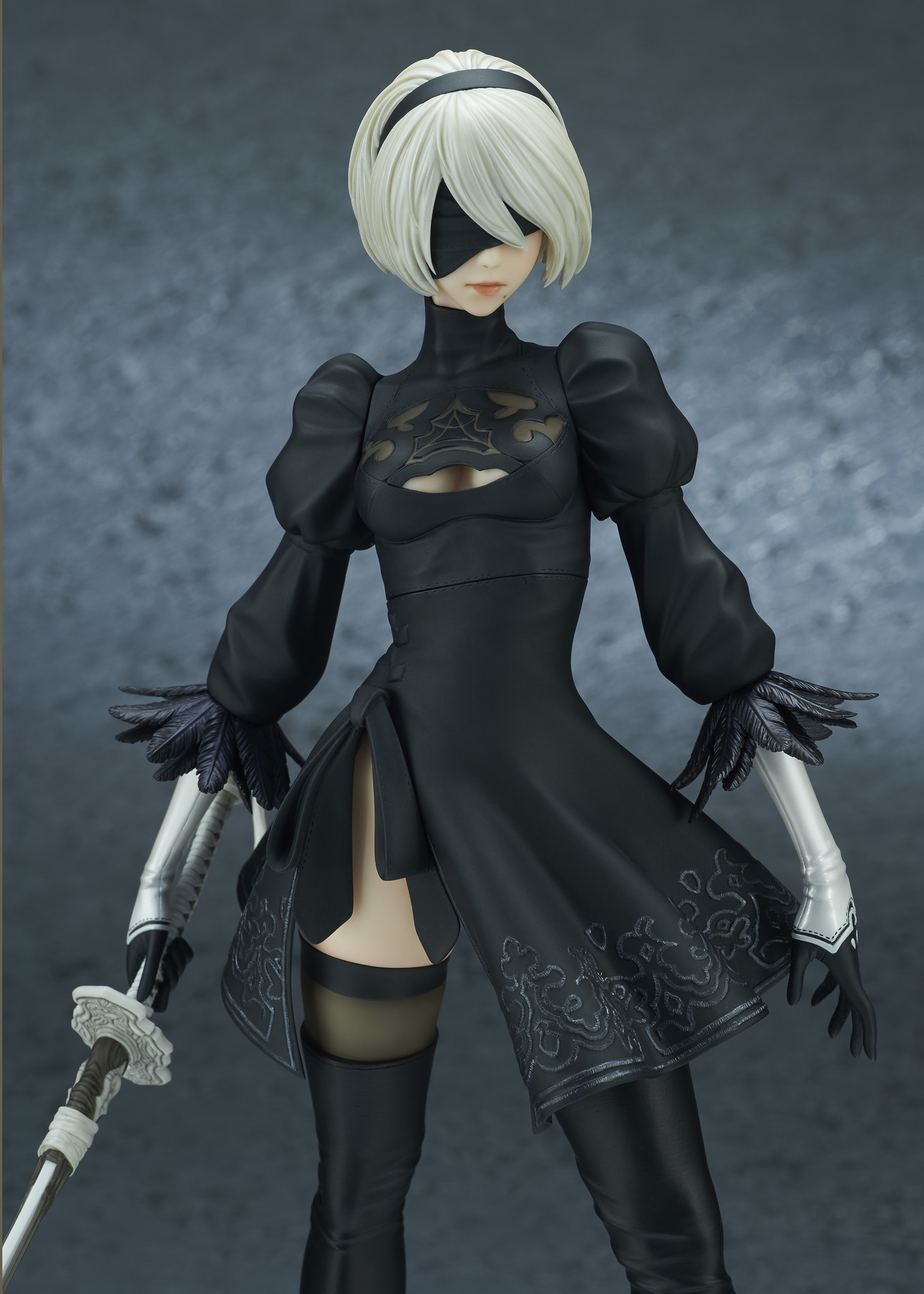 Link a NieR Automata 2B Flare Ristampa Release – (16)
