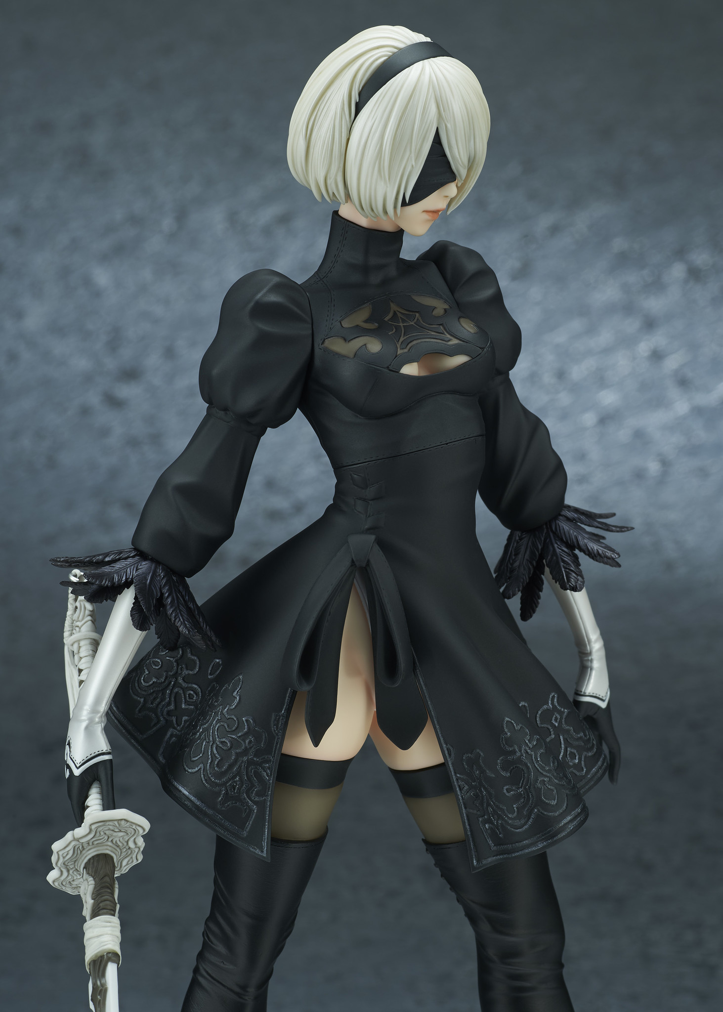 Link a NieR Automata 2B Flare Ristampa Release – (17)
