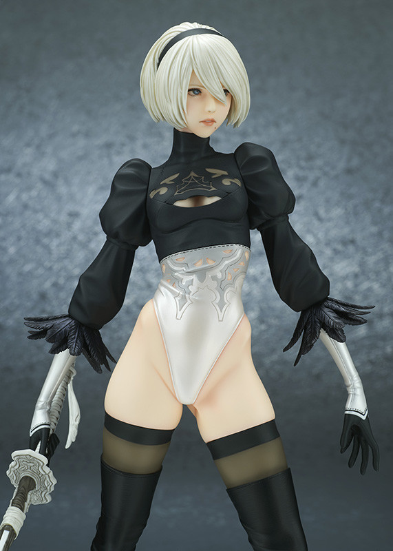 Link a NieR Automata 2B Flare Ristampa Release – (6)