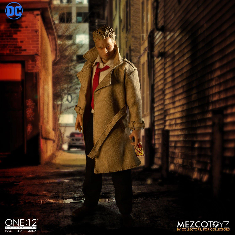 Link a One12-Constantine-DC Comics-Hellblazer-Mezco Toys- (1)