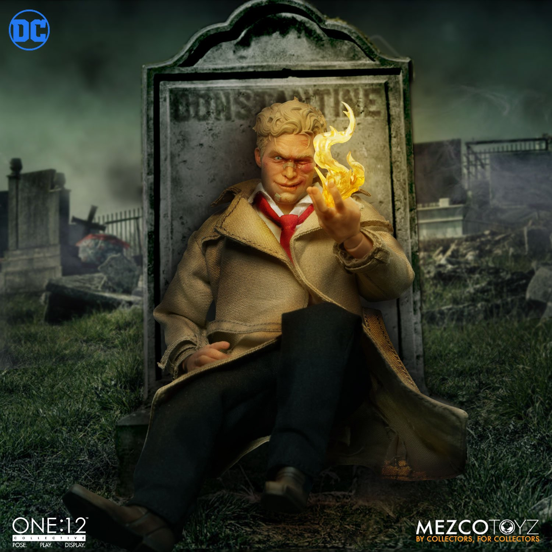 Link a One12-Constantine-DC Comics-Hellblazer-Mezco Toys- (10)