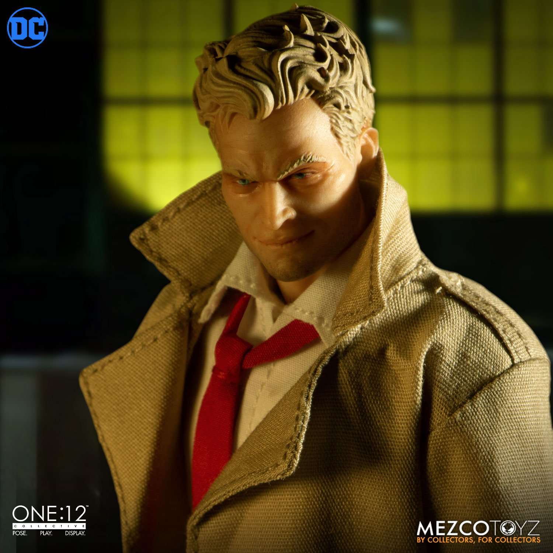 Link a One12-Constantine-DC Comics-Hellblazer-Mezco Toys- (11)