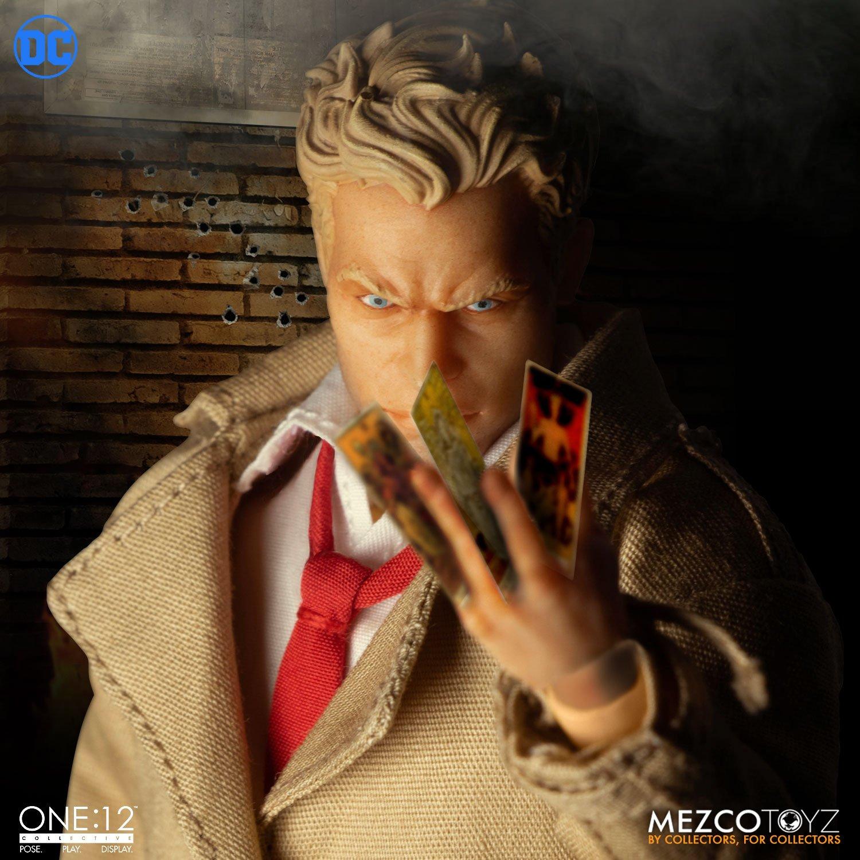 Link a One12-Constantine-DC Comics-Hellblazer-Mezco Toys- (2)