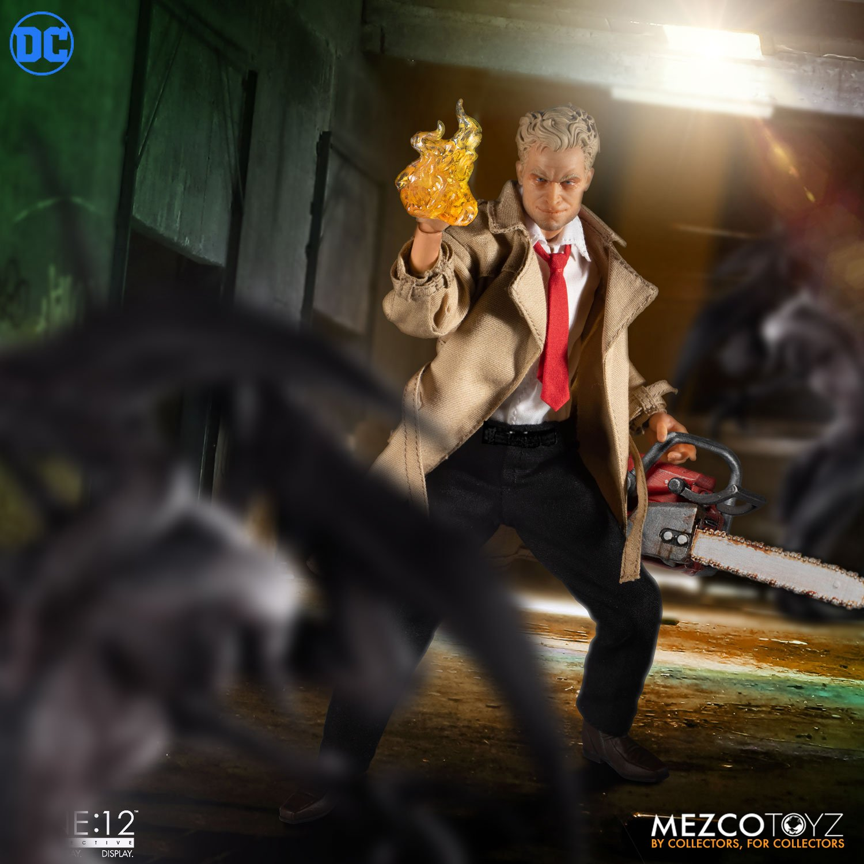 Link a One12-Constantine-DC Comics-Hellblazer-Mezco Toys- (3)