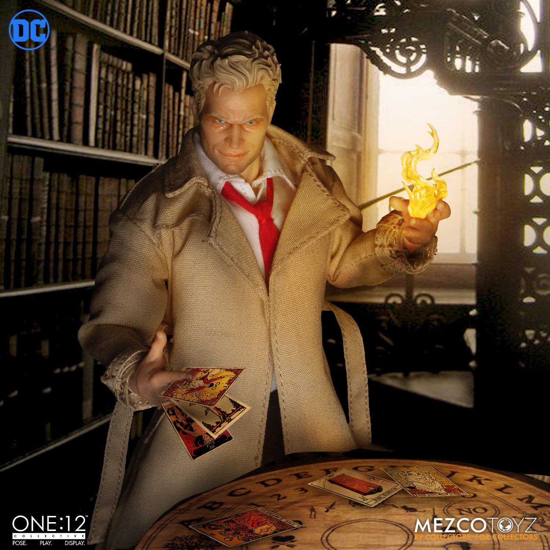 Link a One12-Constantine-DC Comics-Hellblazer-Mezco Toys- (8)