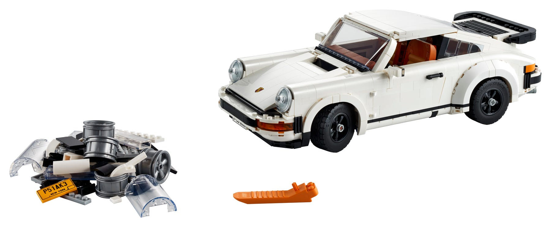 Link a Porsche 911 LEGO CREATOR – 1 (1)