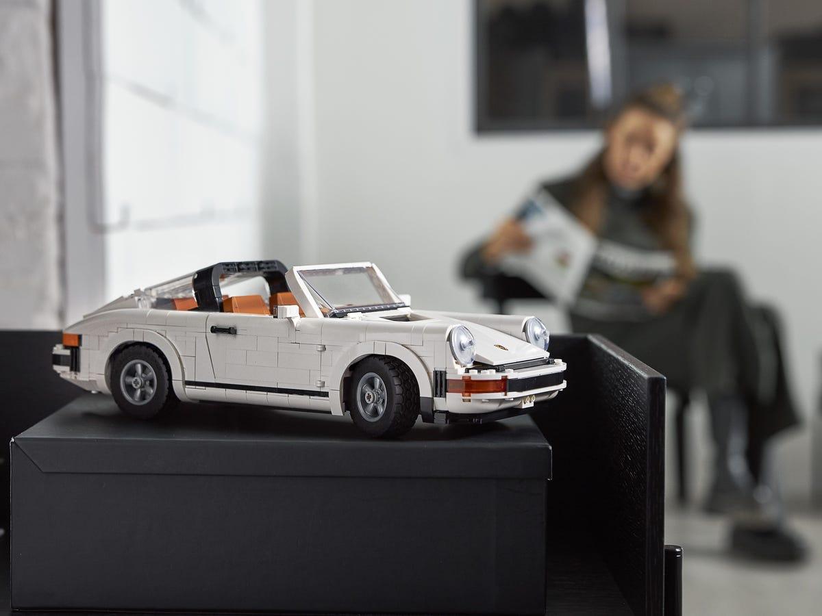 Link a Porsche 911 LEGO CREATOR – 1 (16)