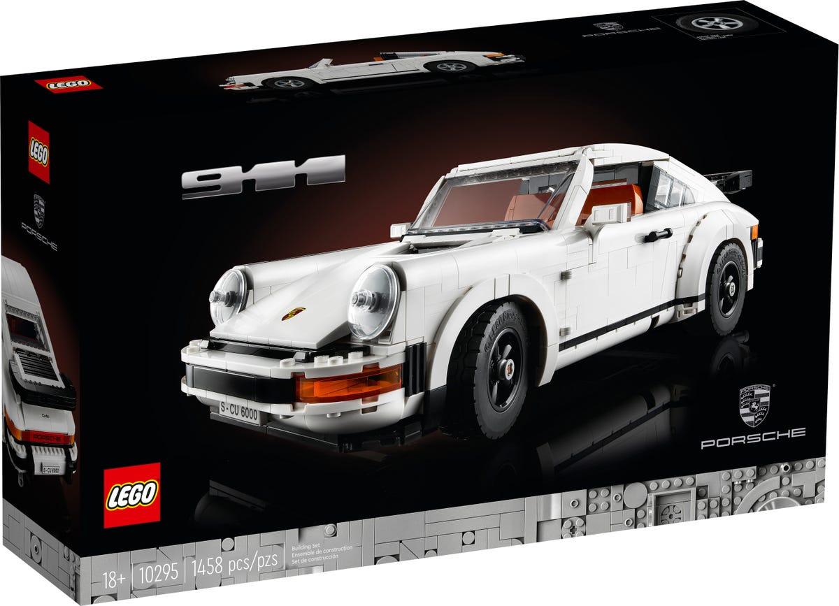 Link a Porsche 911 LEGO CREATOR – 1 (2)