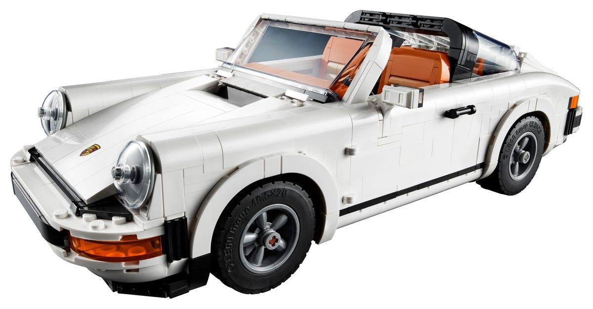 Link a Porsche 911 LEGO CREATOR – 1 (3)