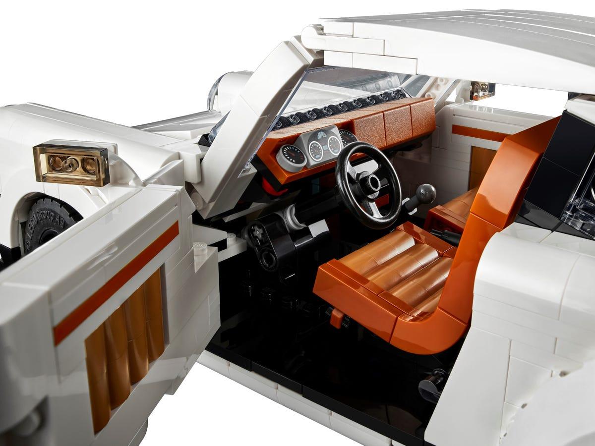 Link a Porsche 911 LEGO CREATOR – 1 (6)