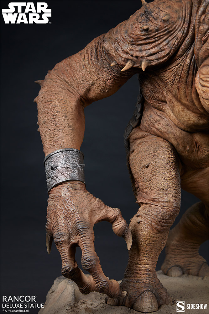 Link a Rancor-Deluxe-Statue-Star-Wars-collectibles-14