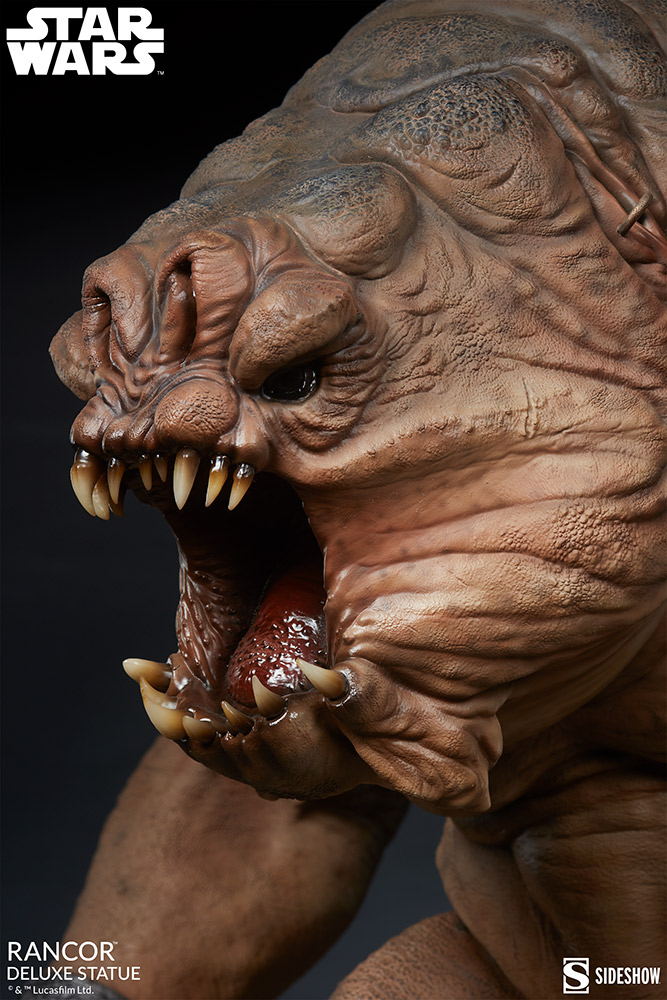 Link a Rancor-Deluxe-Statue-Star-Wars-collectibles-7