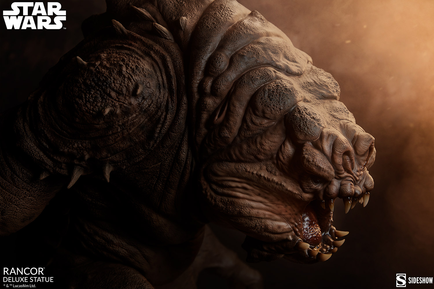 Link a Rancor-Deluxe-Statue-Star-Wars-collectibles-Theater-6