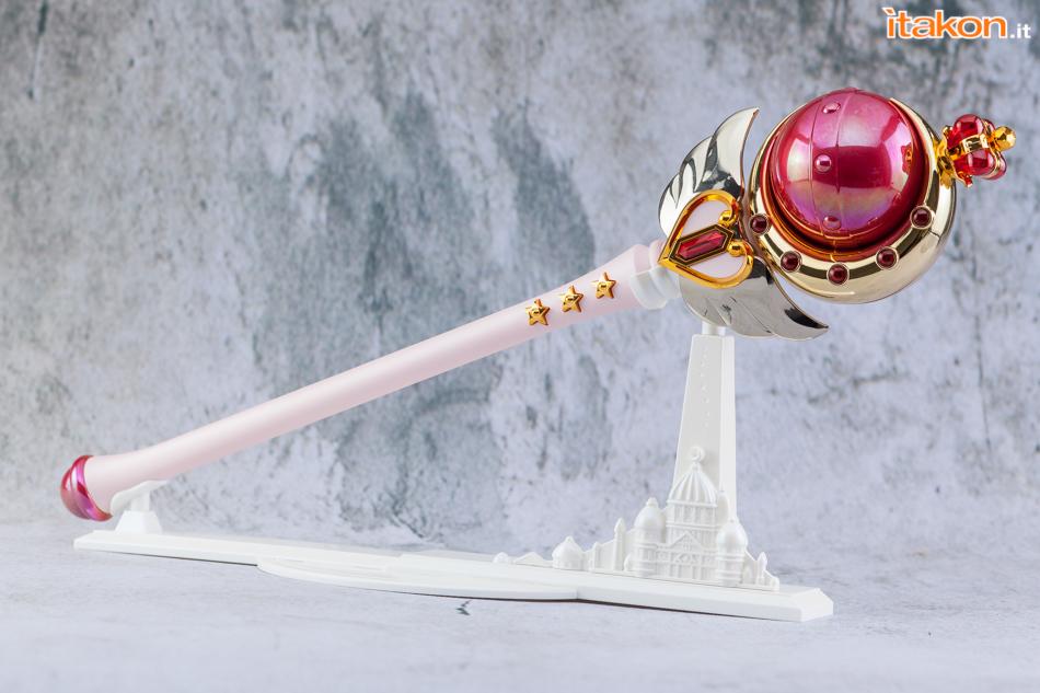 Link a Sailor Moon Cutie Moon Rod Proplica Bandai (16)
