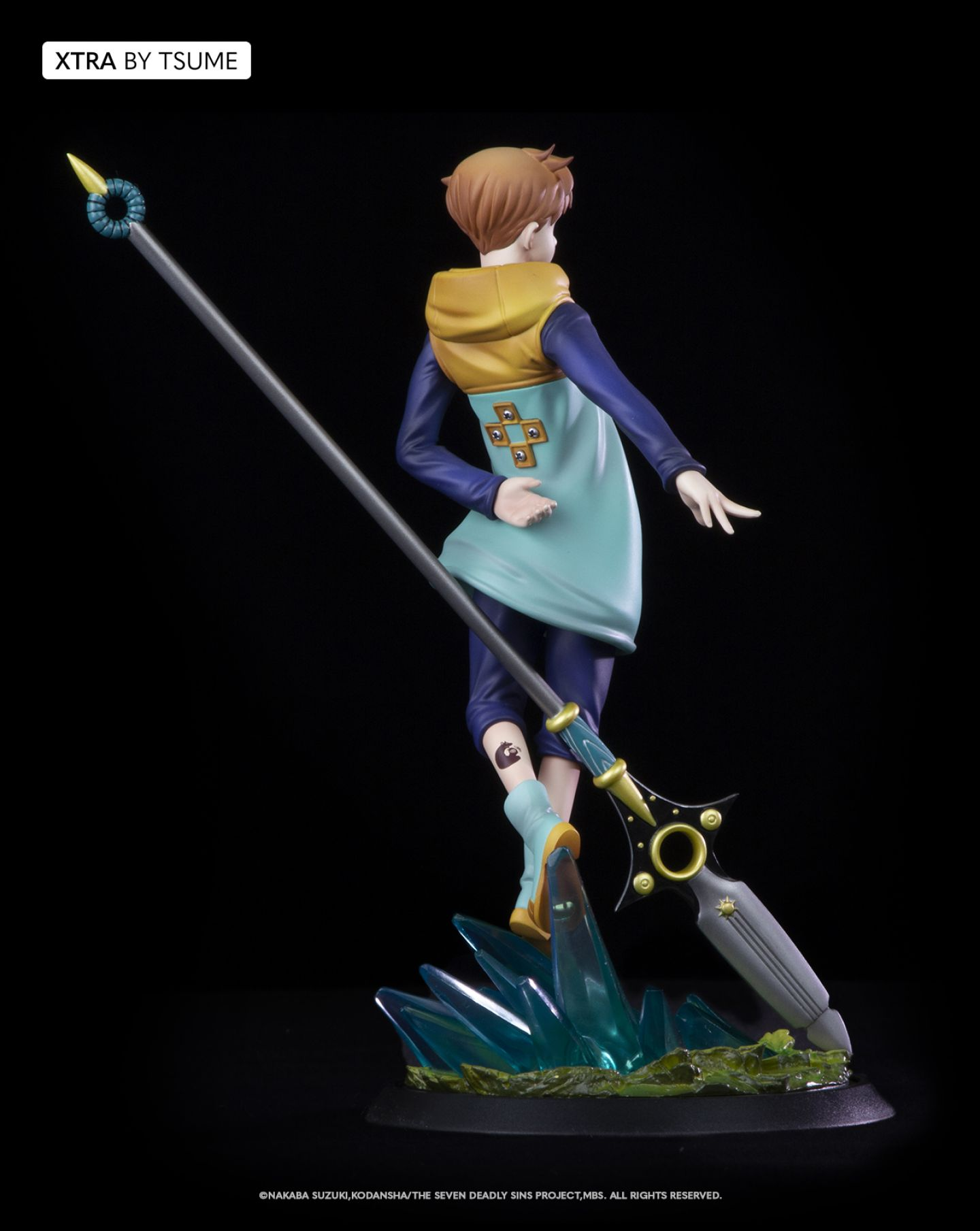 Link a The Seven Deadly Sins – Tsume – Xtra – Ban – King (4)