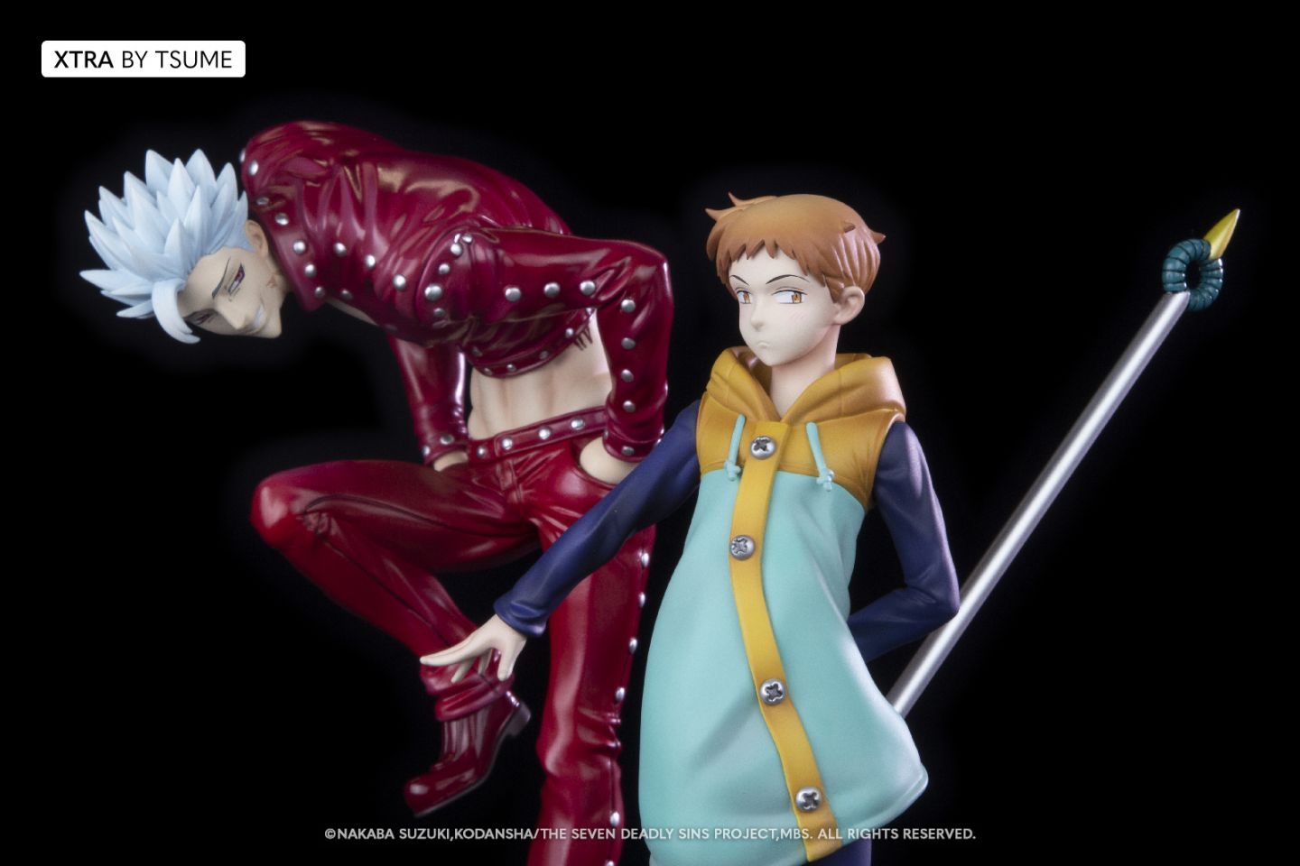 Link a The Seven Deadly Sins – Tsume – Xtra – Ban – King (7)