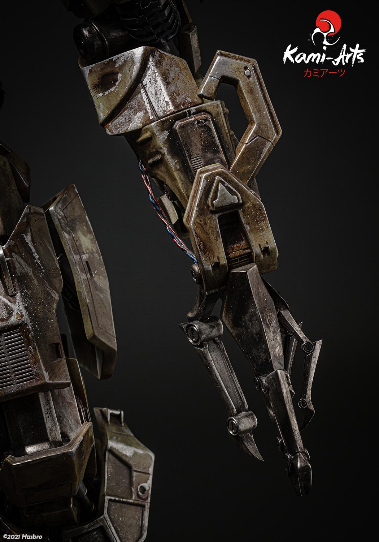 Link a Transformers – Megatron – Kami Arts – Statue – (12)