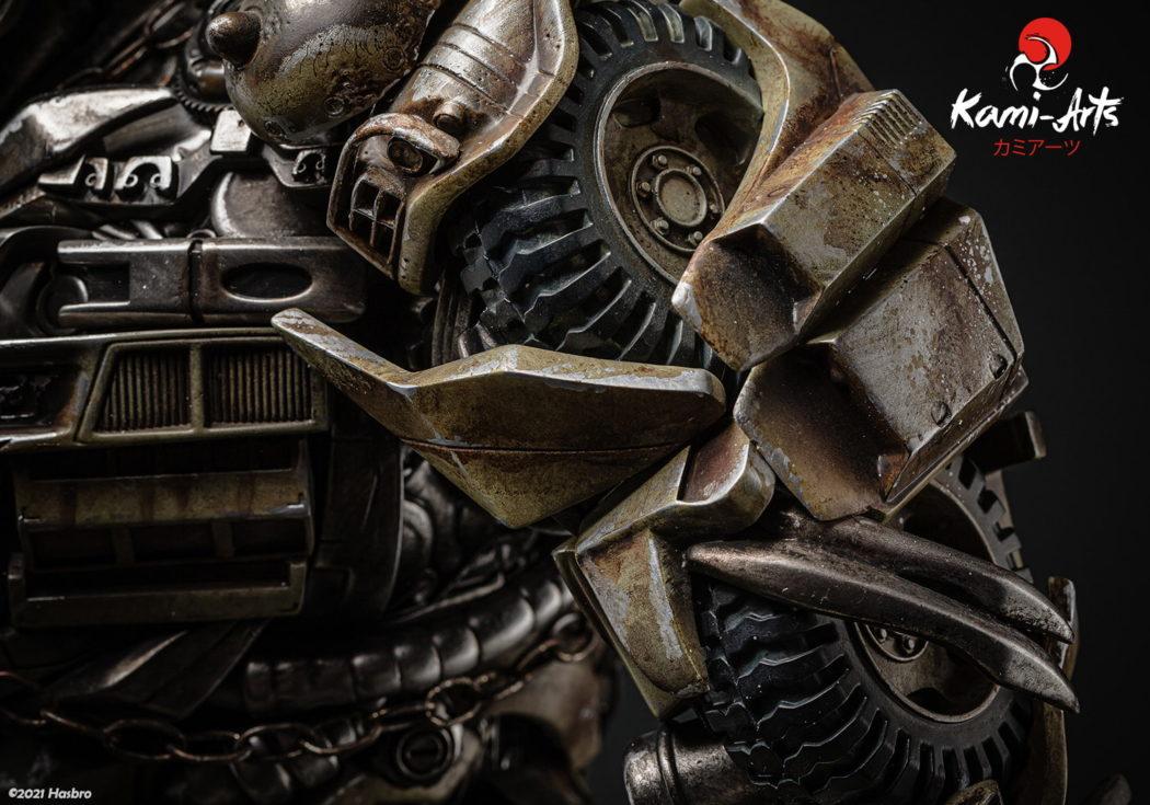 Link a Transformers – Megatron – Kami Arts – Statue – (15)