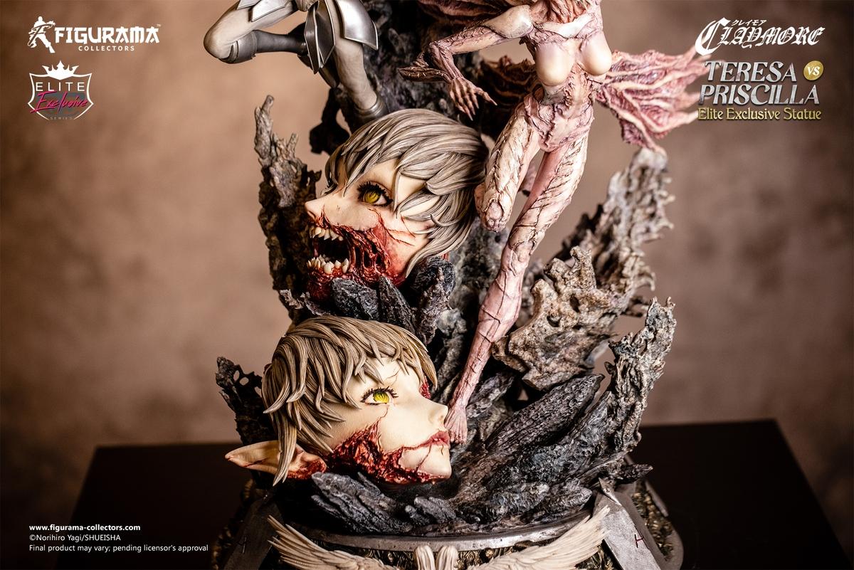 Link a Figurama Collectors_Priscilla_Teresa_Statue_Claymore-10_risultato