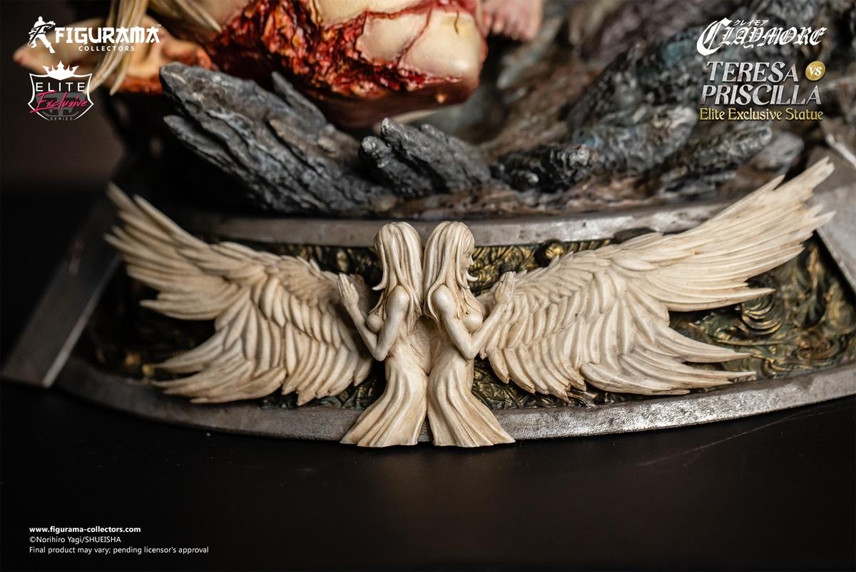 Link a Figurama Collectors_Priscilla_Teresa_Statue_Claymore-15_risultato