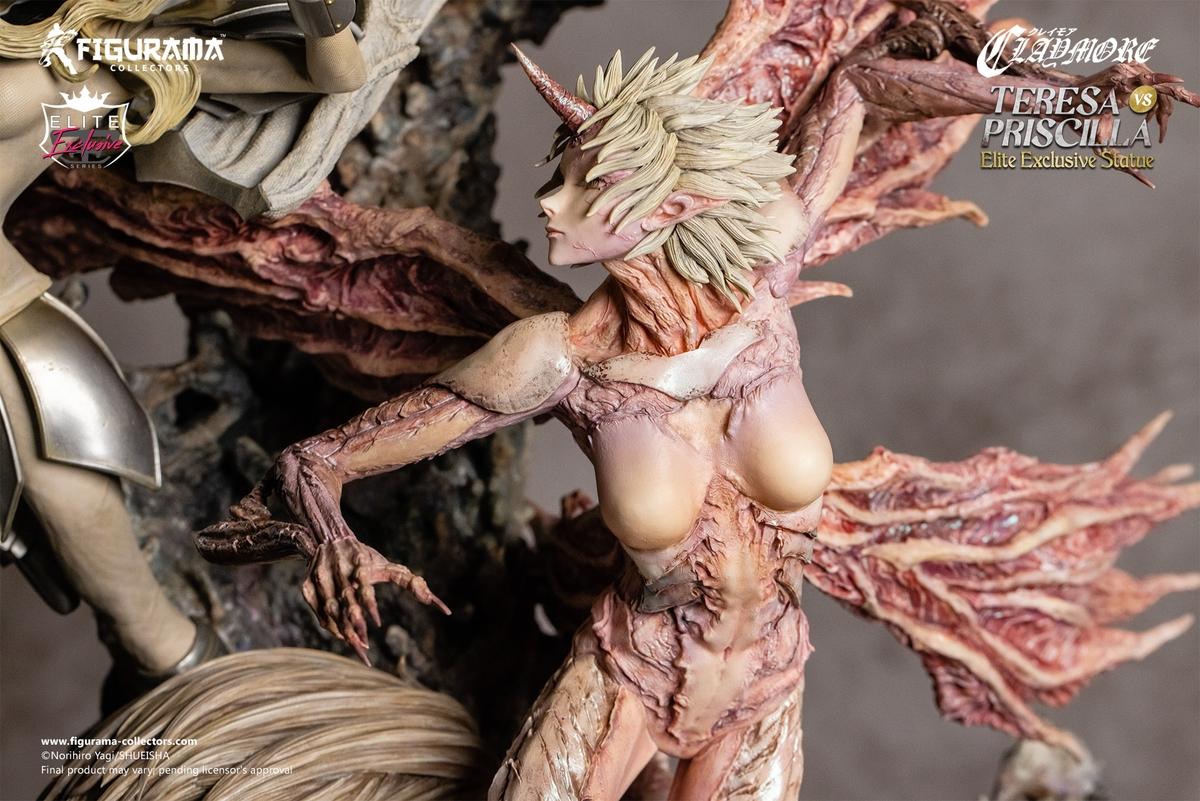 Link a Figurama Collectors_Priscilla_Teresa_Statue_Claymore-17_risultato