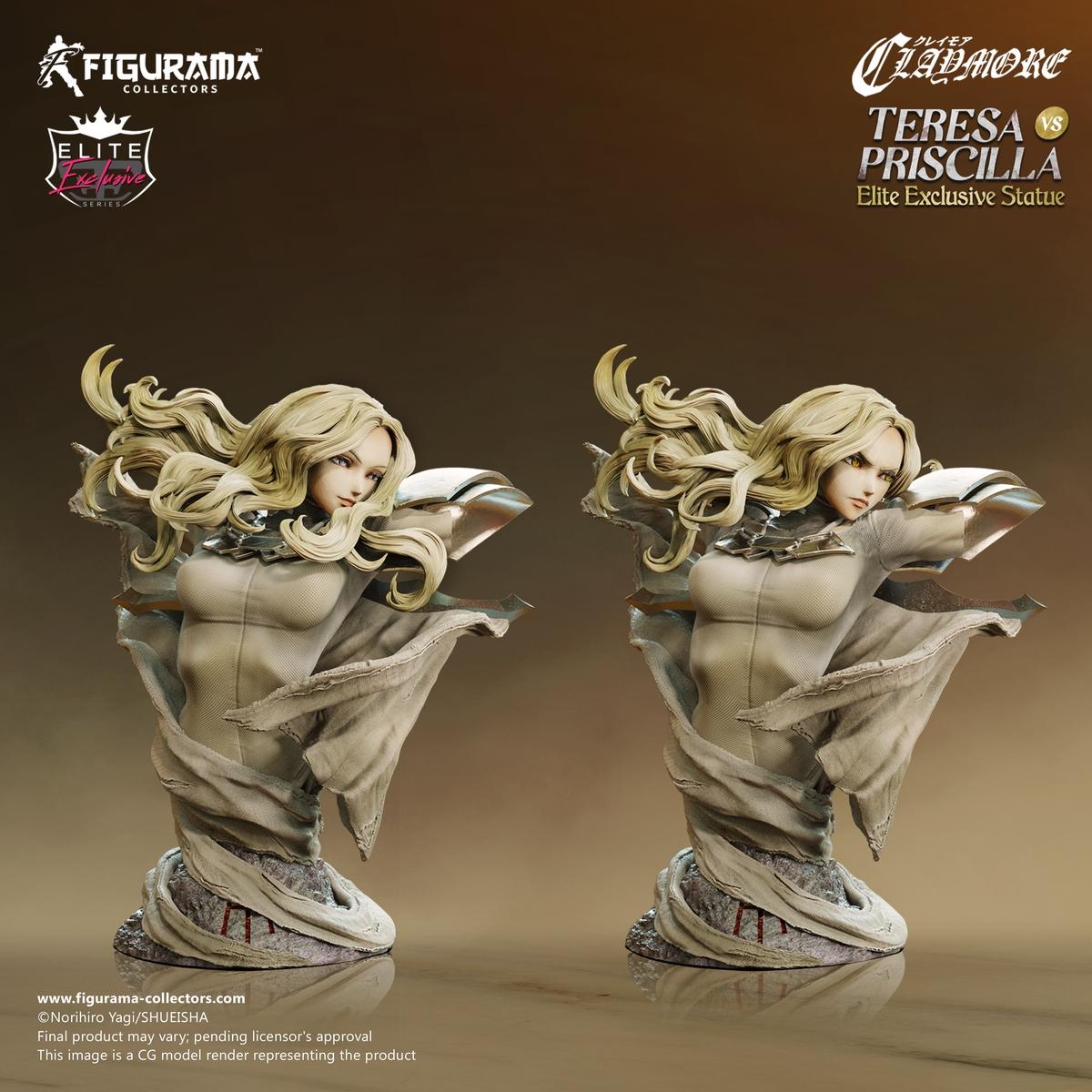 Link a Figurama Collectors_Priscilla_Teresa_Statue_Claymore-20_risultato