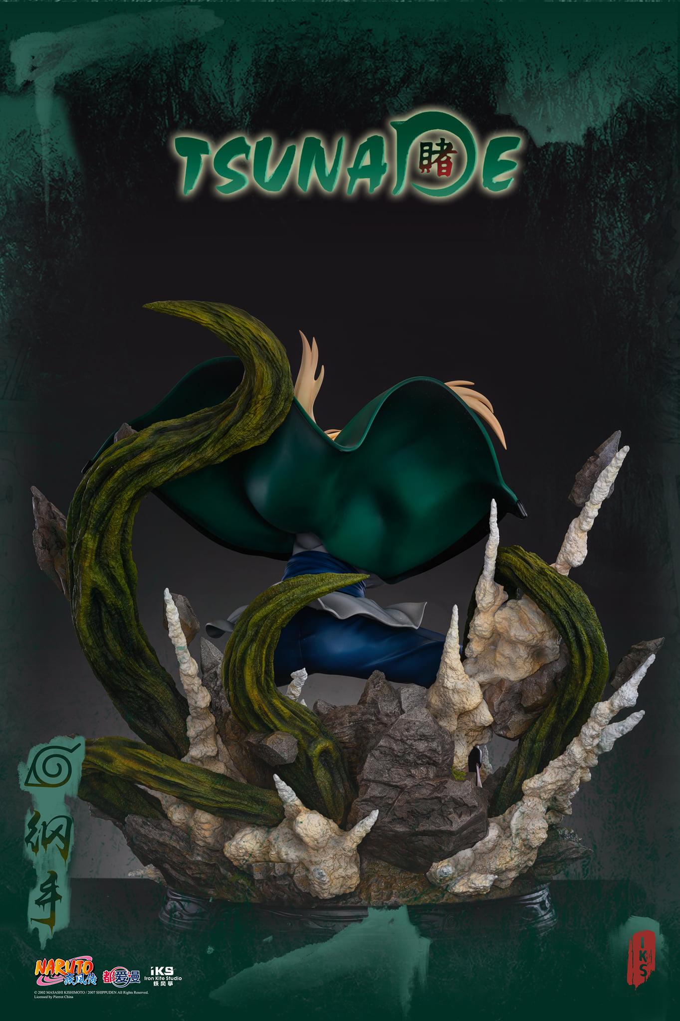 Link a Iron Kite Studio Tsunade Naruto Statue – (3)