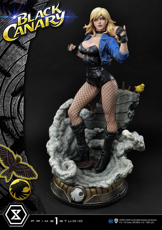 Link a Prime-1-Studio-Black-Canary-DC Comics-Statue- (14)