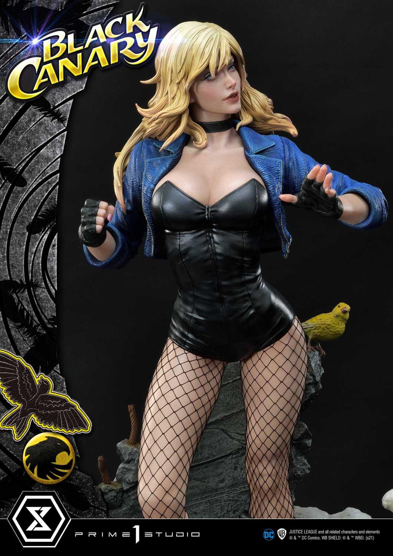 Link a Prime-1-Studio-Black-Canary-DC Comics-Statue- (17)