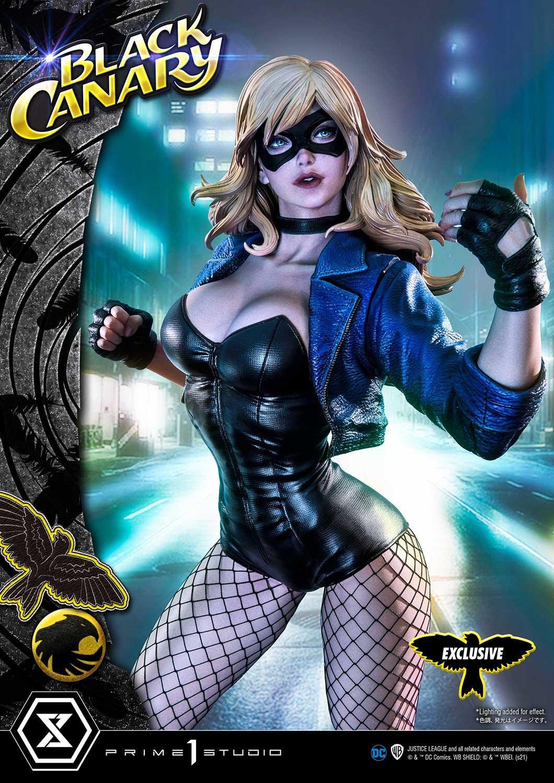 Link a Prime-1-Studio-Black-Canary-DC Comics-Statue- (21)