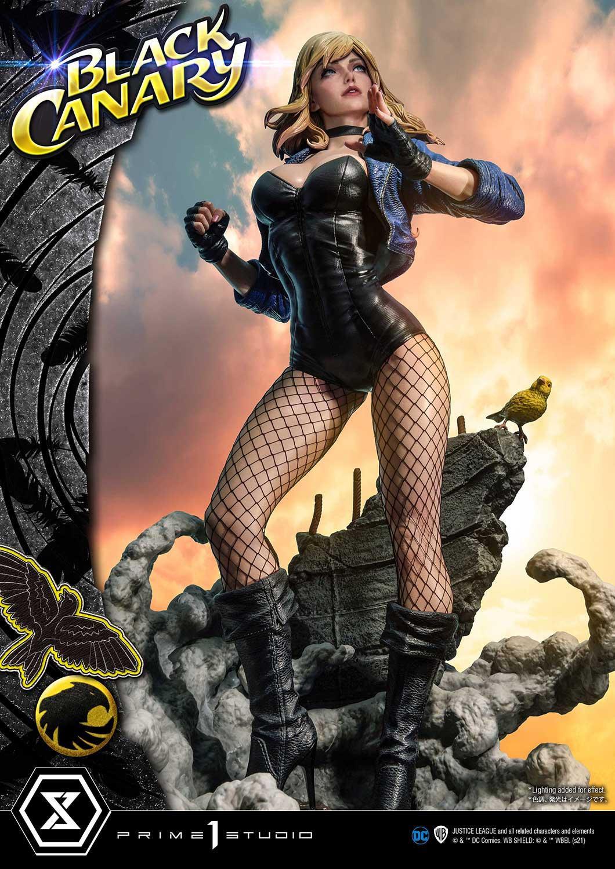 Link a Prime-1-Studio-Black-Canary-DC Comics-Statue- (3)