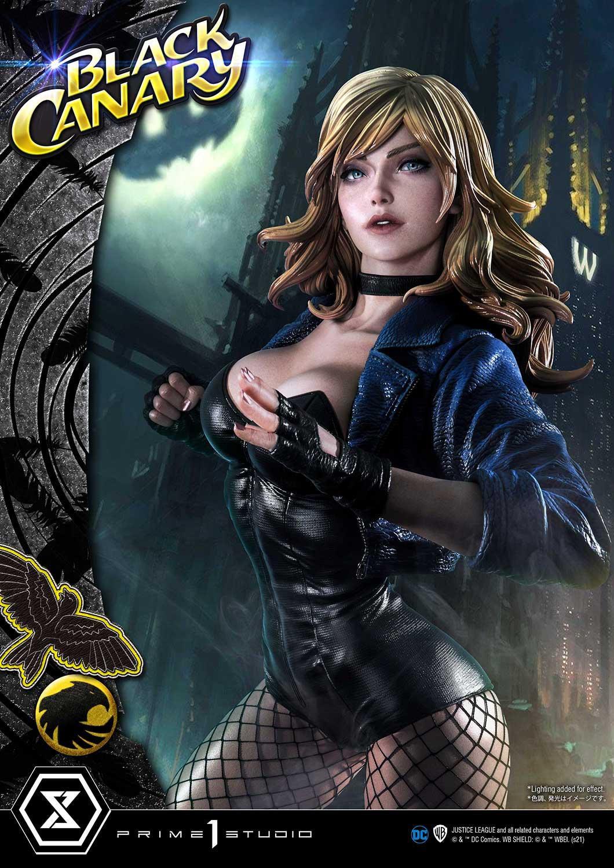 Link a Prime-1-Studio-Black-Canary-DC Comics-Statue- (4)