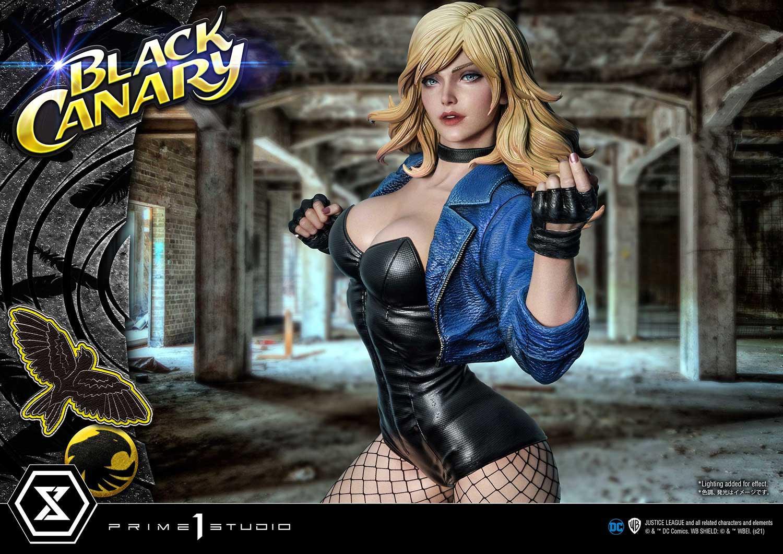 Link a Prime-1-Studio-Black-Canary-DC Comics-Statue- (5)