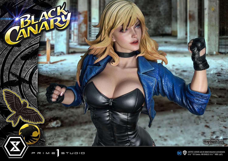 Link a Prime-1-Studio-Black-Canary-DC Comics-Statue- (7)