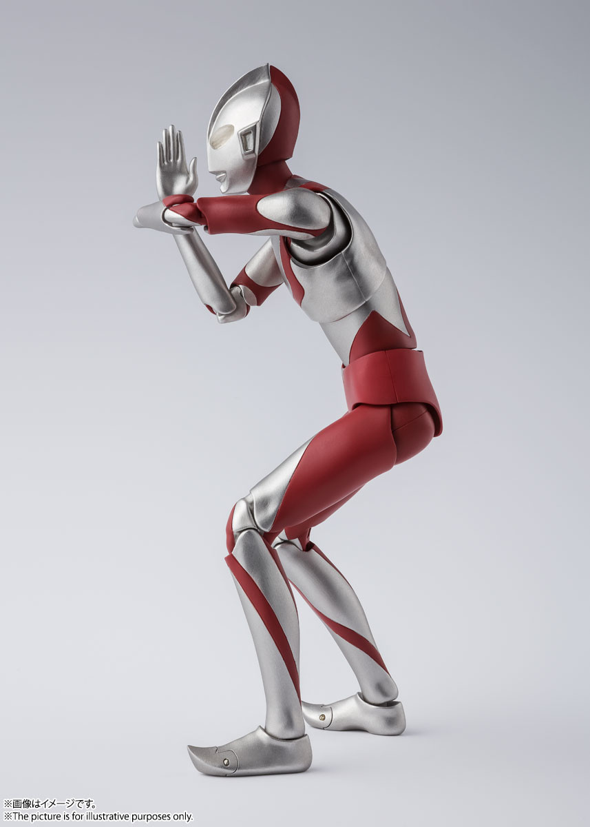 Link a Shin Ultraman Figuarts Bandai – (6)