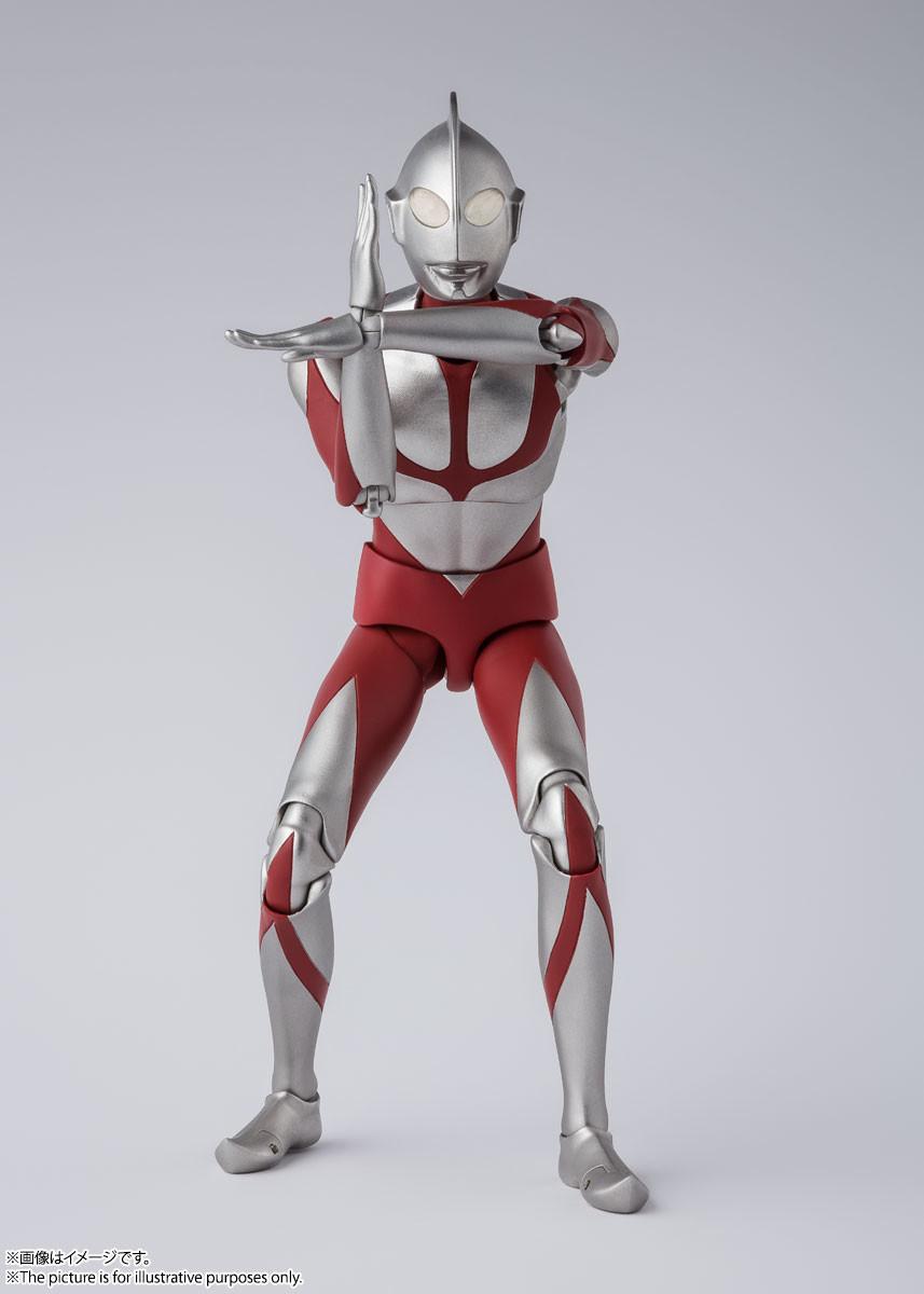 Link a Shin Ultraman Figuarts Bandai – (7)