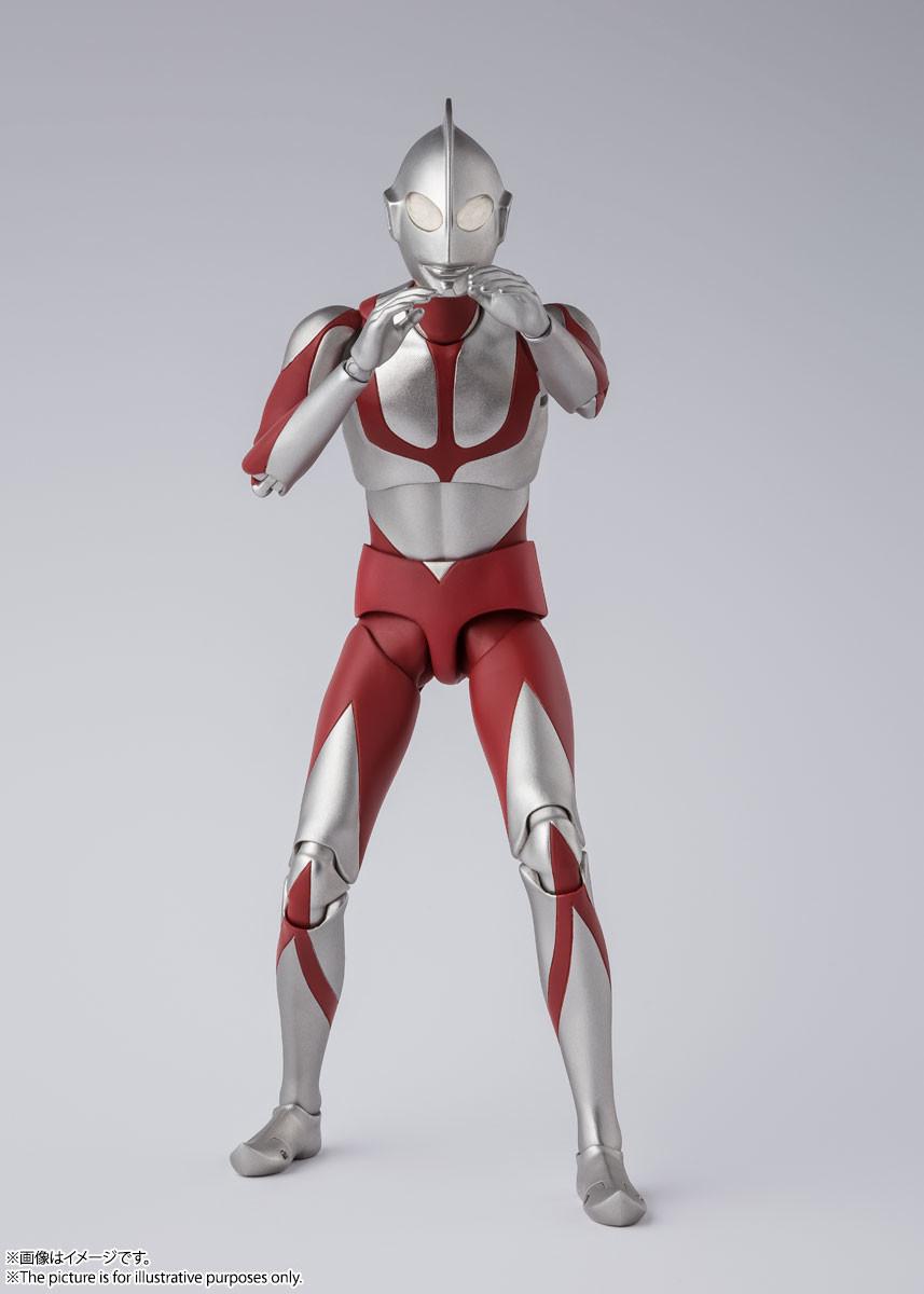 Link a Shin Ultraman Figuarts Bandai – (8)